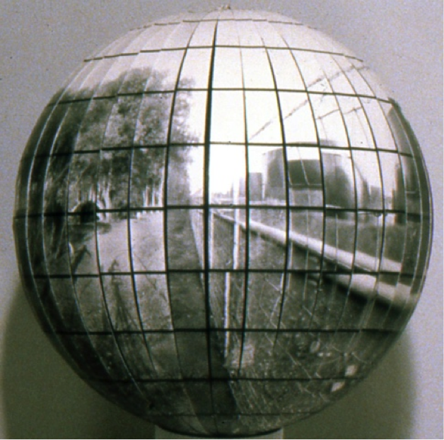 Spherical Photography DATE - 1982 DISCIPLINE - Art MEDIUM – Panoramic photography