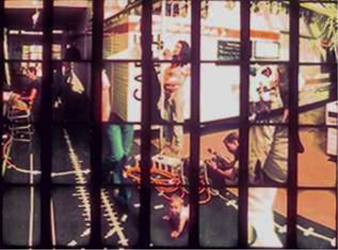 Stationary Animation DATE - 1984 DISCIPLINE - Art MEDIUM – Panoramic photography STATUS – Exhibited at the Harbourfront Photography gallery