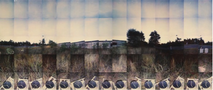 """INTERSECTIONS: """"Steinstucken"""" – 75 images total – 15 images long - 1.25 panoramic scans DATE 1988 DISCIPLINE - Art MEDIUM - Interactive video installation STATUS - In production for display in 2019 WEBLINKS -https://www.youtube.com/watch?v=6YOFNSRiexY FUNDING - Ontario Arts Council, Media Arts"""
