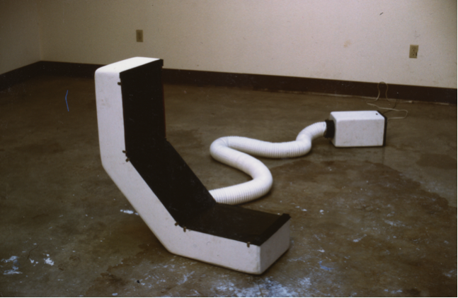 Infinite Vision  DATE - 1980 DISCIPLINE - Art MEDIUM – Interactive sculpture STATUS – Displayed at the Ontario College of Art